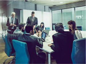 Boardroom Meeting | TAB Bank, Utah